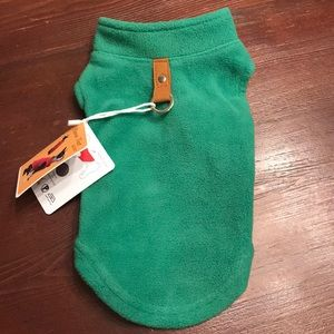 Gooby Other - Fleece dog vest.  Brand New.
